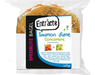 Entracte - Saumon Fumé